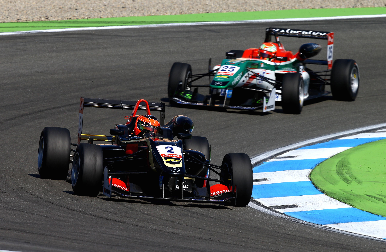 F3 European Championship Hockenheim 02-04/05/14